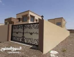 فقط ب600 الف فيلا سكنية في إمارة عجمان منطقة مصفوت %%S