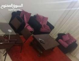 شقه للايجار غرفه وصاله مفروشه باابراج السيتي تاور